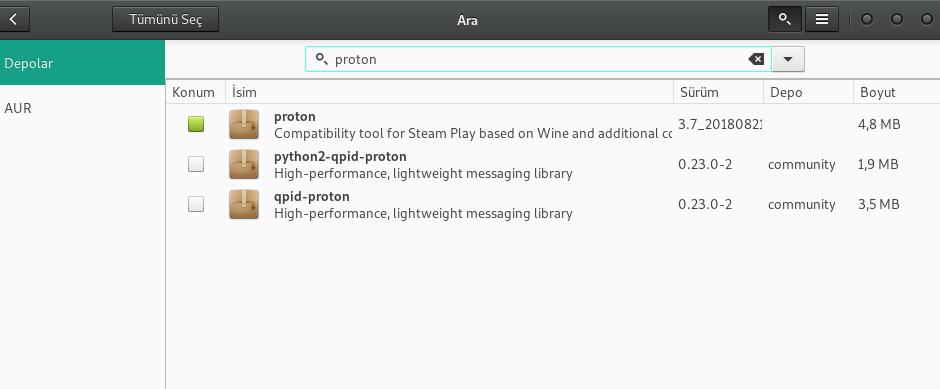 proton aur